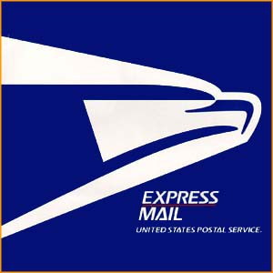 Express Shipping upgrade -Small USPS only